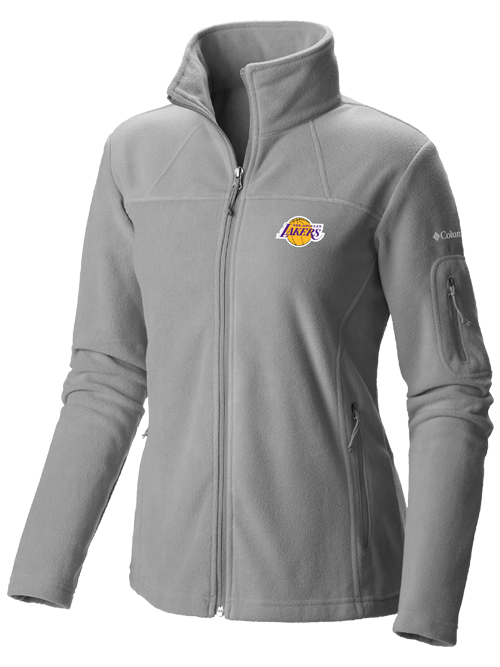 Los Angeles Lakers Women's Give and Go Full Zip Fleece