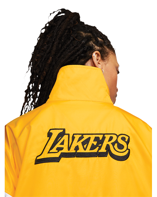 Los Angeles Lakers Women's City Edition Full Zip Jacket