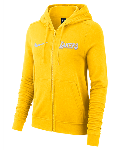 Los Angeles Lakers Women's Track Jacket - Black