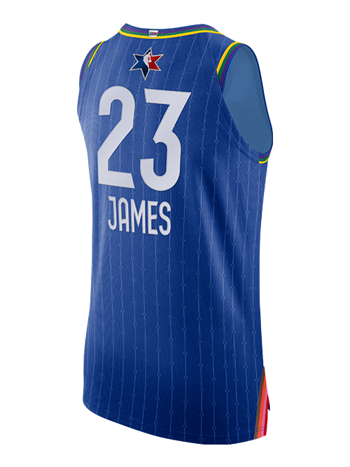 PRE-ORDER NBA All-Star 2020 LeBron James Authentic Jersey