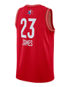 NBA All-Star 2020 Anthony Davis Swingman Jersey - Red
