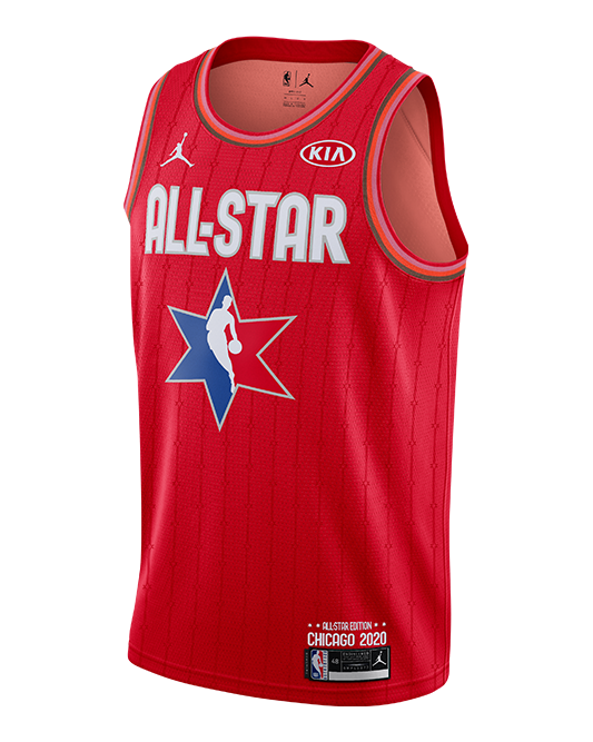 NBA All-Star 2020 Anthony Davis Swingman Jersey