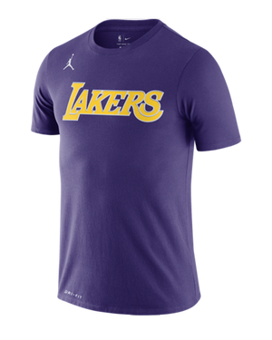 Jordan Brand Statement Los Angeles Lakers Tee