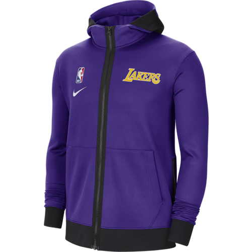 Los Angeles Lakers Showtime Thermaflex Hoodie