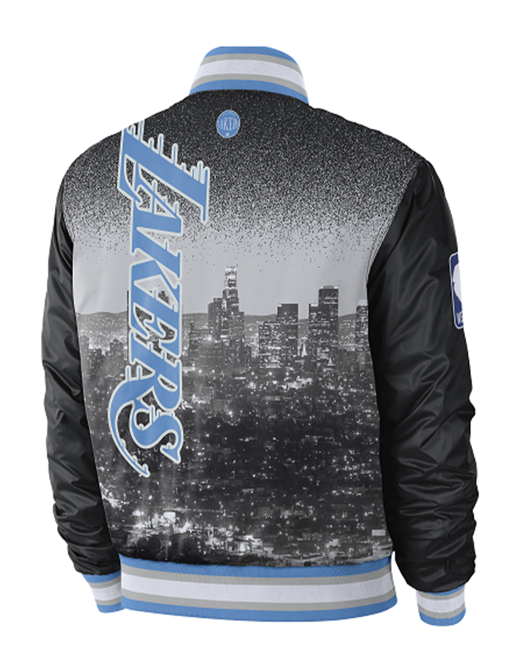 Los Angeles Lakers City Edition Courtside Jacket