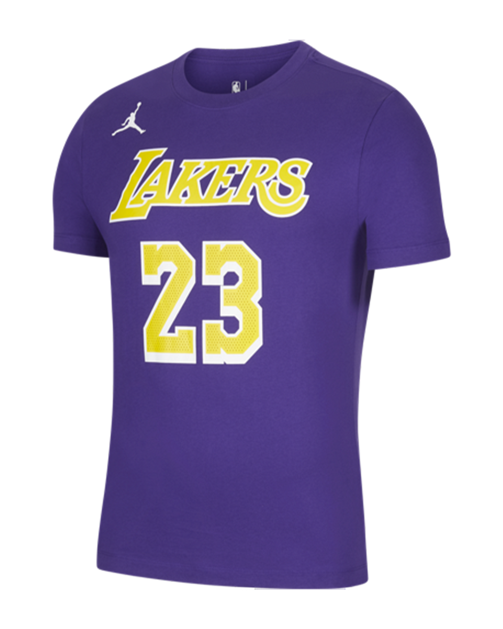 Los Angeles Lakers LeBron James Statement T-Shirt