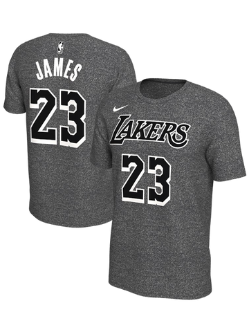 Los Angeles Lakers LeBron James 2018-19 Icon Edition Swingman Jersey
