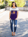 Los Angeles Lakers Women's Gold Practice T-Shirt