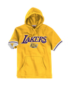 Los Angeles Lakers Camo Mesh V-Neck T-Shirt