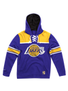 Los Angeles Lakers Platinum Shaquille O'Neal Swingman Jersey