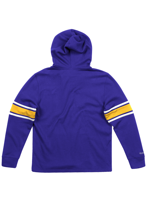 Los Angeles Lakers Hockey Hoodie - Purple