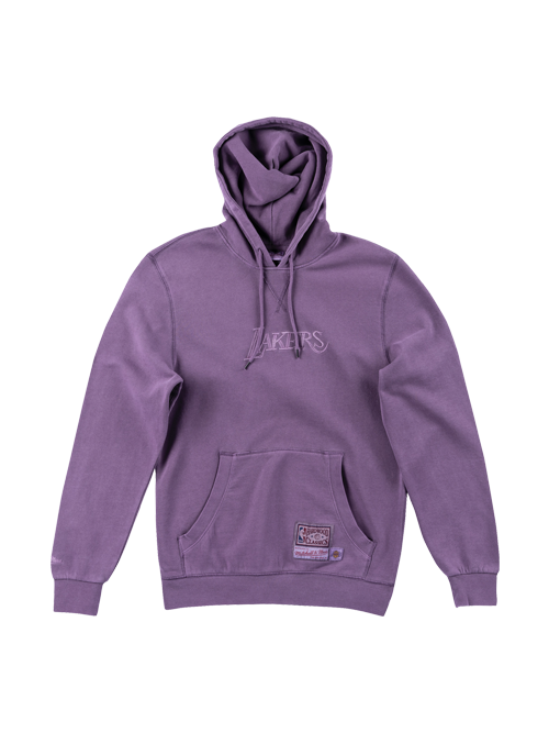 64f2f067 Los Angeles Lakers Washed Out Hoodie