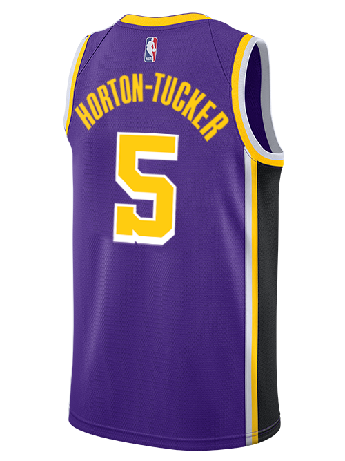 Los Angeles Lakers Talen Horton-Tucker Statement Swingman Jersey