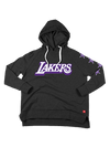 Los Angeles Lakers Women's Holiday Hoody - Grey