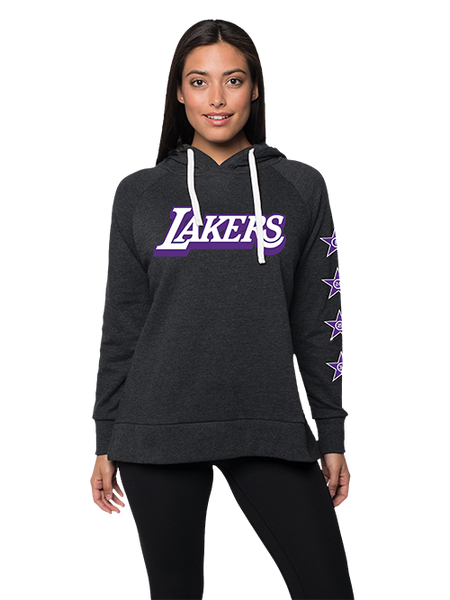 Los Angeles Lakers City Edition Women's Logo Kylie Hoody ...