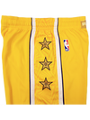 Los Angeles Lakers City Edition Swingman Shorts - Gold
