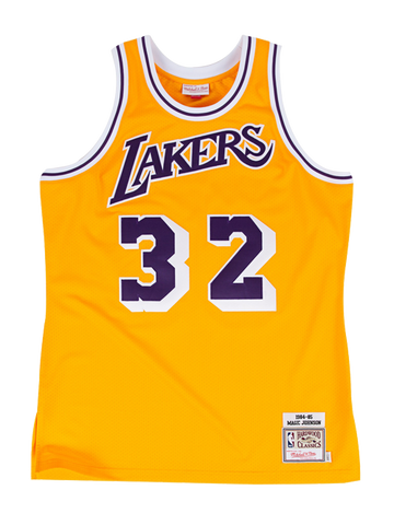 Los Angeles Lakers Jordan Clarkson Christmas Swingman Jersey