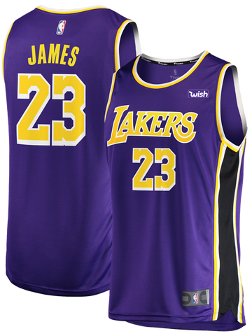 best service 9c126 dc557 Los Angeles Lakers LeBron James 4x8 Decal – Lakers Store
