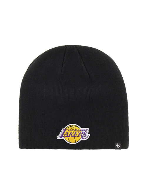 Los Angeles Lakers Beanie Knit Hat