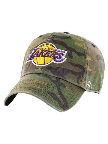Los Angeles Lakers Women's 9TWENTY Team Linen Adjustable Cap