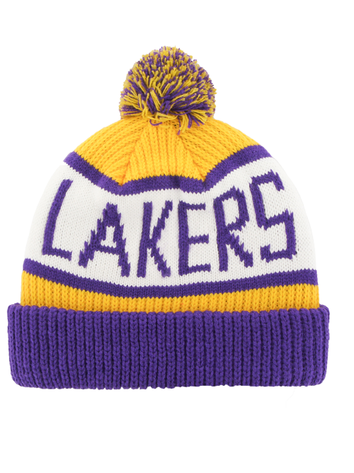 Los Angeles Lakers Calgary Cuff Knit