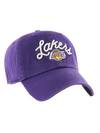 Los Angeles Lakers Women's Melody Clean Up Adjustable Cap