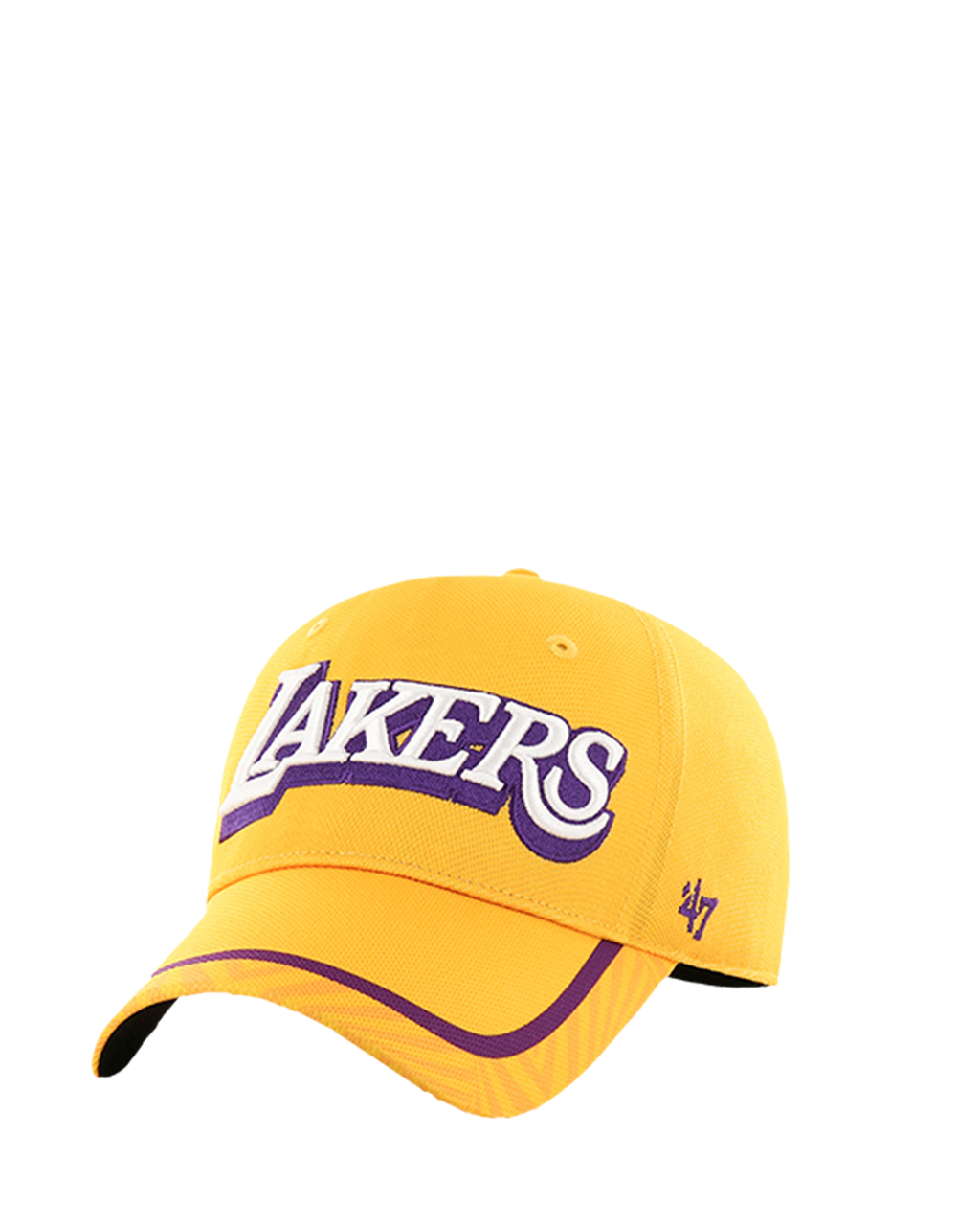 Los Angeles Lakers City Edition Solo Flex Cap - Gold