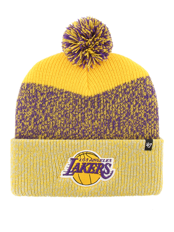 Los Angeles Lakers Two Tone MVP Adjustable Cap
