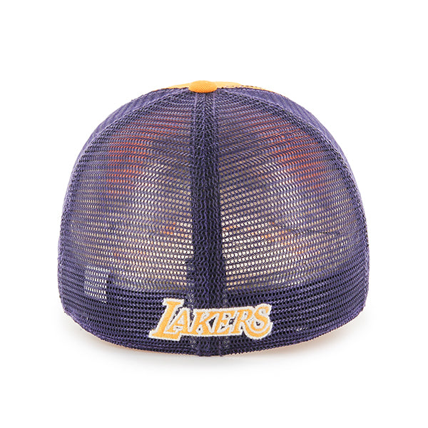 Los Angeles Lakers Mesh Flex Fit Two Tone Cap