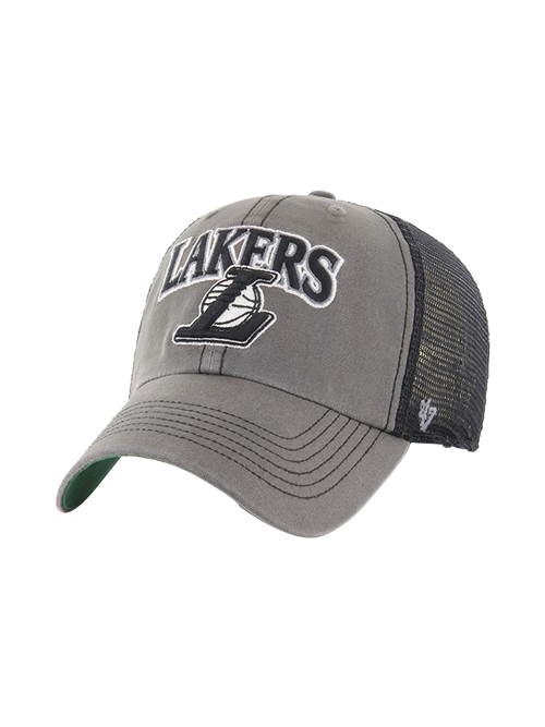 Los Angeles Lakers Tuscaloosa Adjustable Clean Up Cap