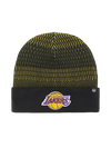Los Angeles Lakers Youth Girls Meeko Knit