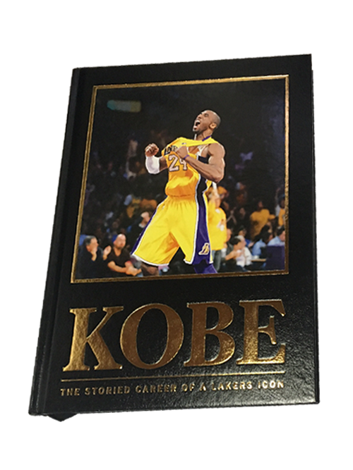 Los Angeles Lakers Kobe Bryant Limited Edition Tribute Book – Lakers Store f5f6bf9574