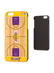 Los Angeles Lakers Bamboo Phone Case