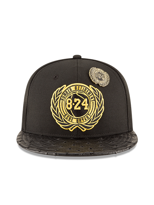 separation shoes ef09c 86635 ... denmark kobe bryant exclusive limited edition 9fifty retirement  snapback cap b8982 1c21d