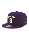 Kobe Bryant 9FIFTY 10 All-Star Gold Snapback Cap