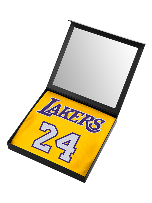 Kobe Bryant Limited Edition Retirement #24 Jersey