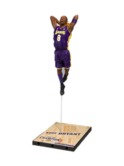 Los Angeles Lakers Kobe Bryant McFarlane Limited Edition 2002 Champ Figurine