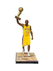 Los Angeles Lakers Kobe Bryant McFarlane Limited Edition 2010 Champ Figurine