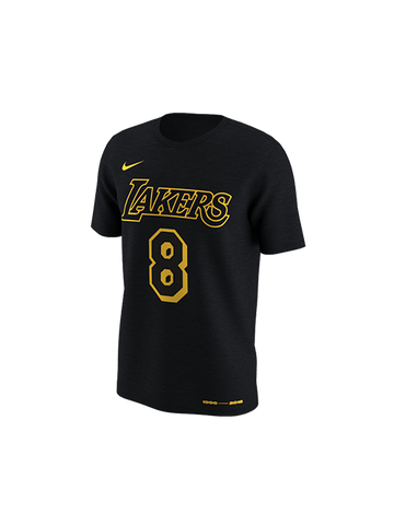 Kobe Bryant Youth Lakers Name & Number T-Shirt