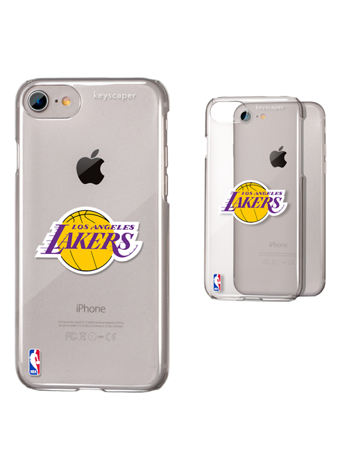 Los Angeles Lakers Clear Phone Case