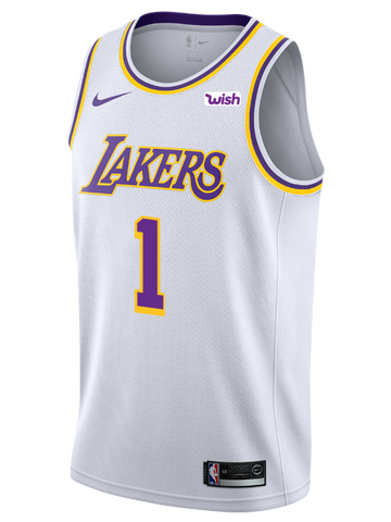 Los Angeles Lakers Kentavious Caldwell-Pope 2018-19 Association Edition Swingman Jersey
