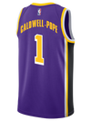 Los Angeles Lakers Lonzo Ball Icon Edition Authentic Jersey