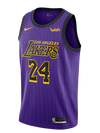 Los Angeles Lakers Brandon Ingram 2018-19 Association Edition Swingman Jersey