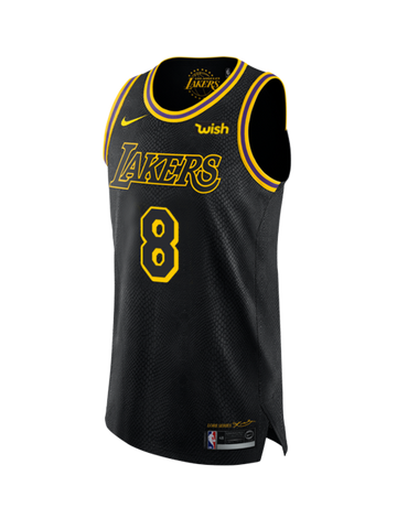 bddfbae84d6 Los Angeles Lakers Kobe Bryant  8 City Edition Swingman Jersey ...