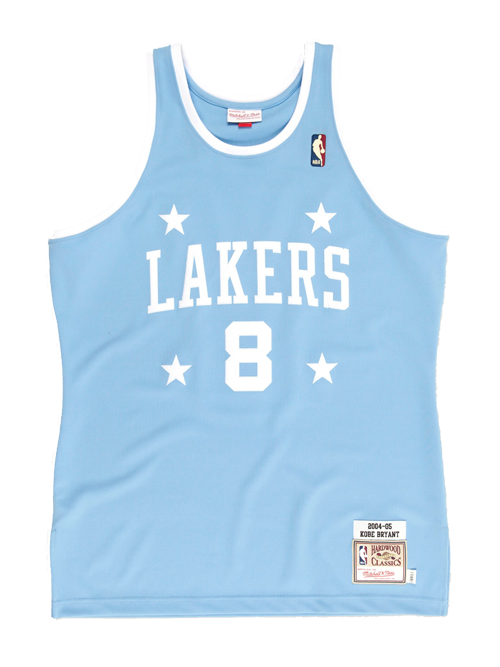 Los Angeles Lakers Authentic Hardwood Classic Bryant Minneapolis Jersey