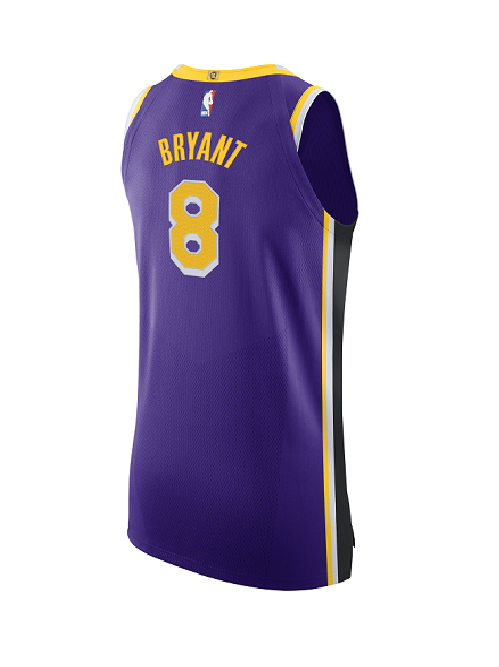 Los Angeles Lakers Kobe Bryant Authentic Statement Jersey Lakers Store