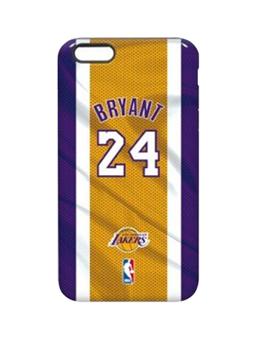 Los Angeles Lakers Kobe Bryant Jersey Pro Phone Case