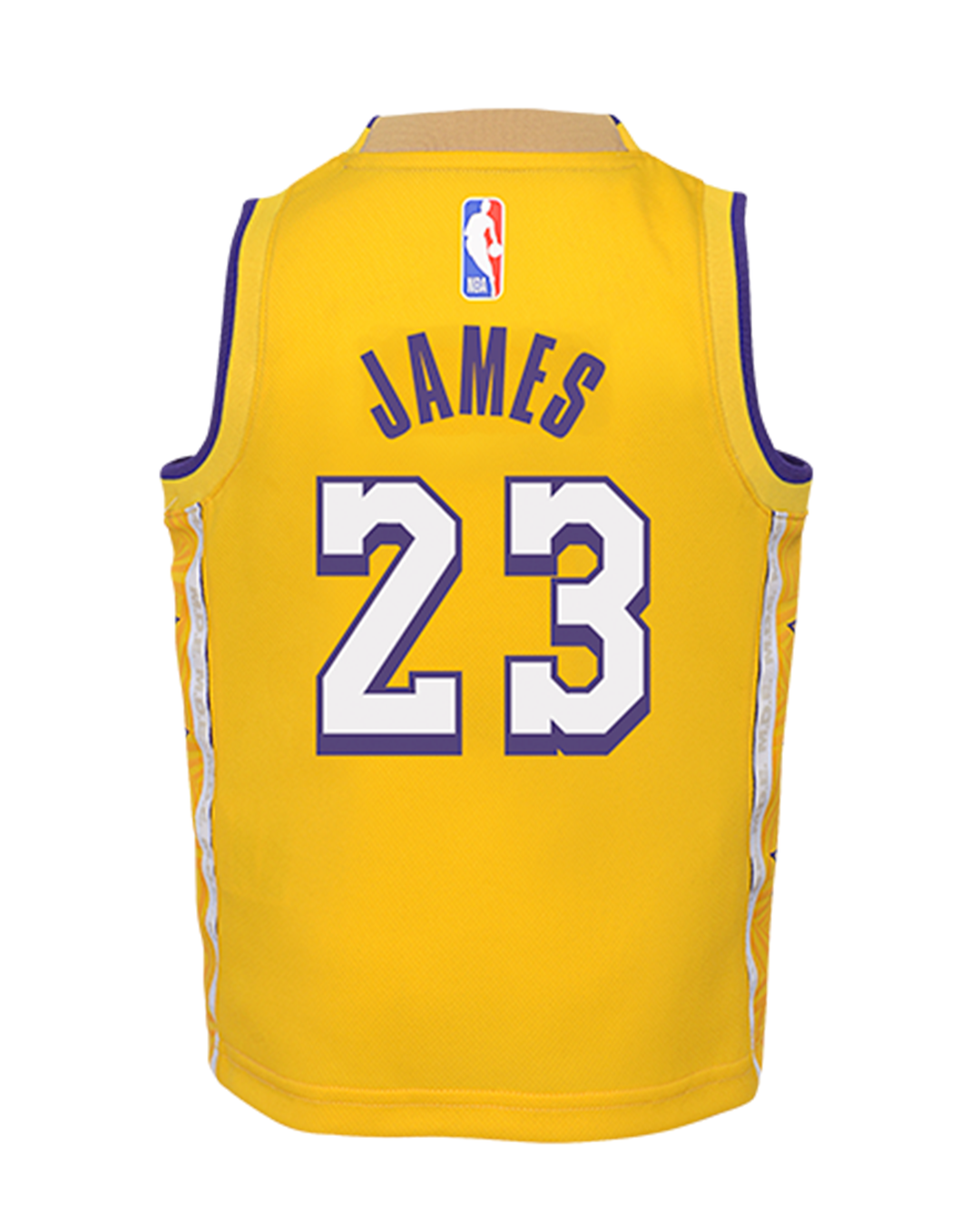 Los Angeles Lakers Kids City Edition LeBron James Jersey – Lakers ...
