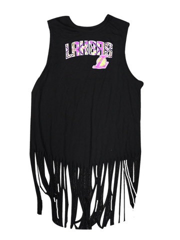 Los Angeles Lakers Youth Hooded Fleece