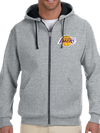 Los Angeles Lakers Harborside Quarter Zip Pullover